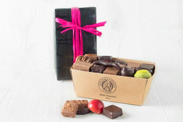 Ballotins 46 chocolats 375g||Ballotins