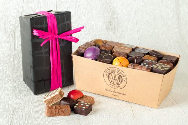 Ballotins 62 chocolats 500g Ballotins 62 chocolats 500g Ballotins