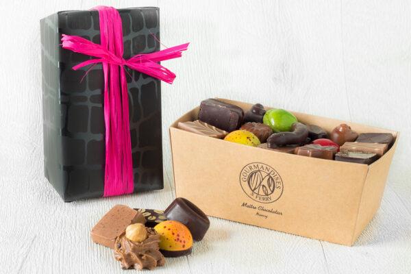 Ballotins 90 chocolats 750g|Ballotins 90 chocolats 750g|Ballotins