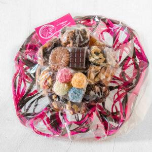 Bouquet de chocolats 9 pétales|Bouquet de chocolats 5 pétales|Bouquet de chocolats 9 pétales