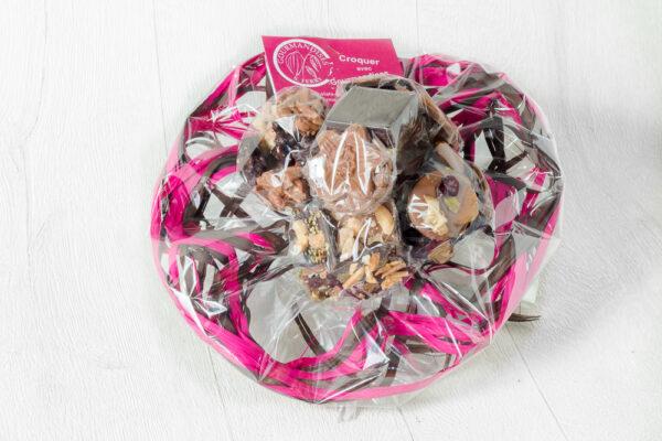 Bouquet de chocolats 5 pétales Bouquet de chocolats 5 pétales 