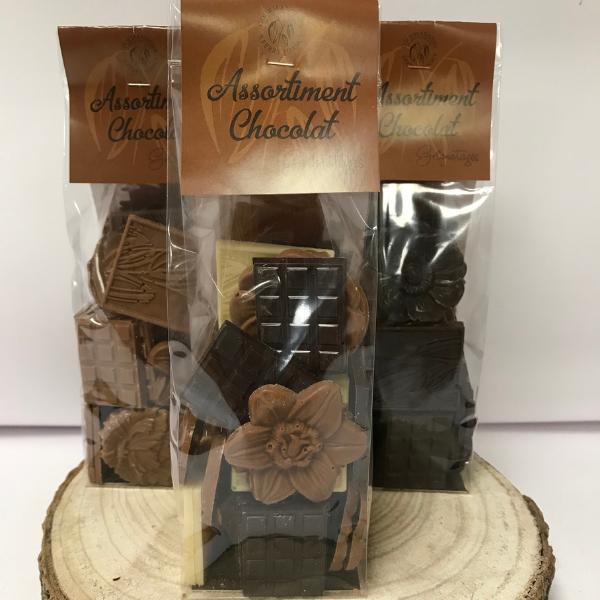 Assortiment chocolat